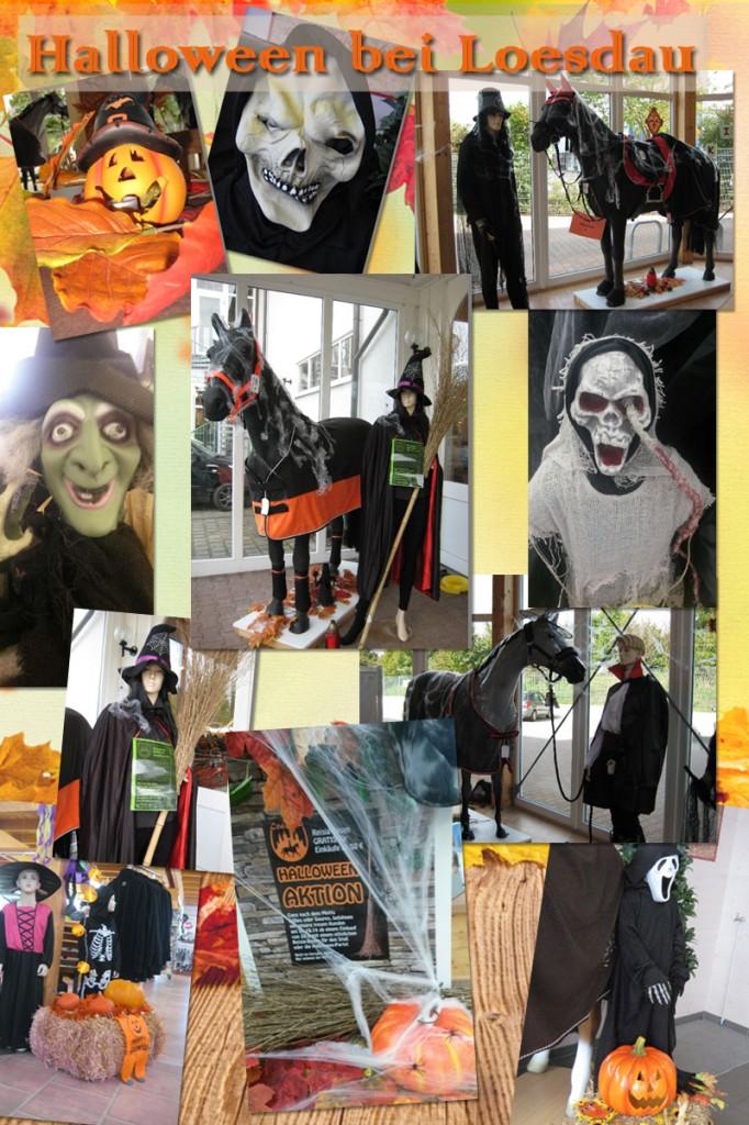 Happy Halloween wünscht euch euer Loesdau Team!