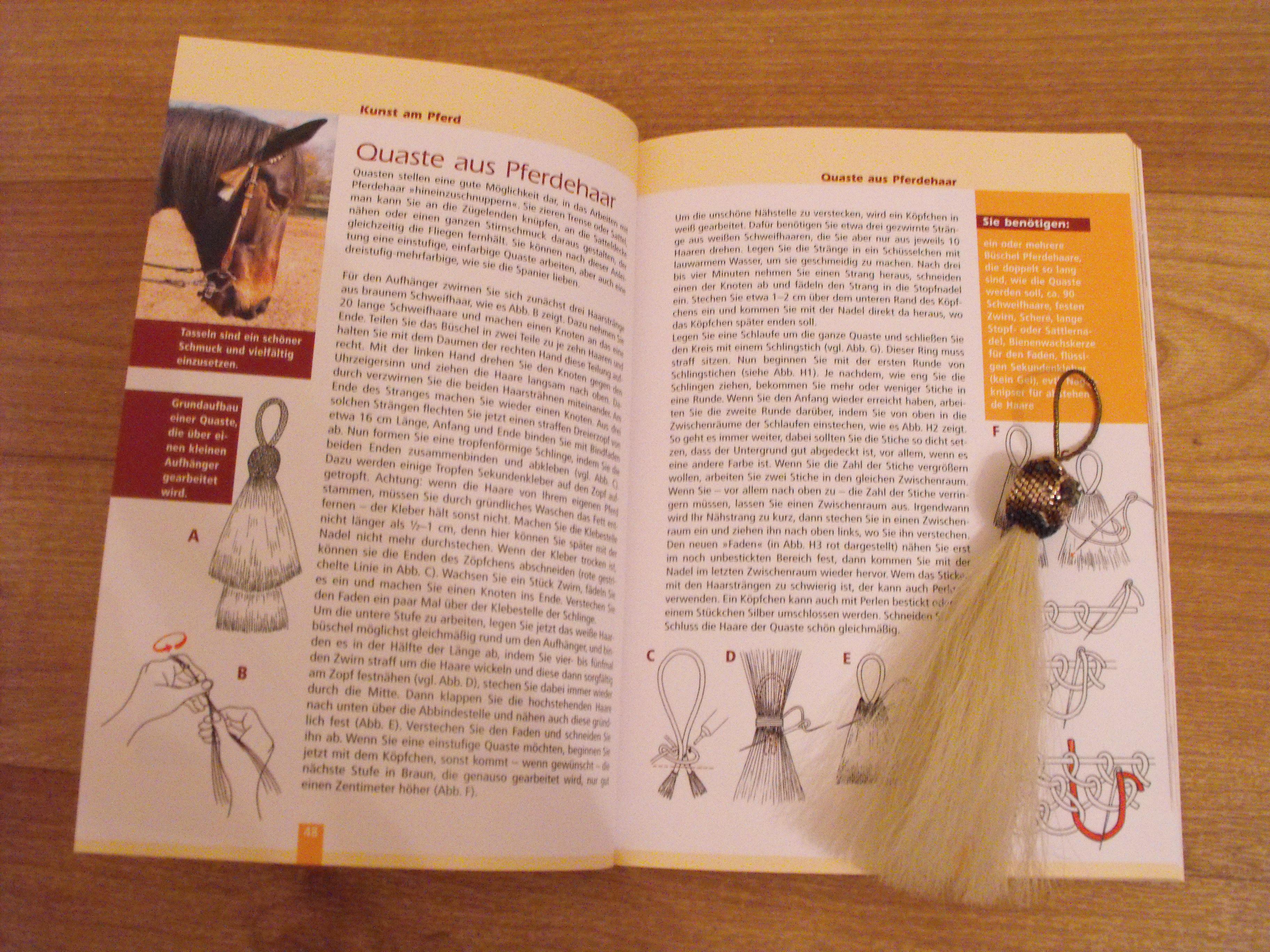 Buchempfehlung Ausrüstung selbst gemacht von Andrea Adrian