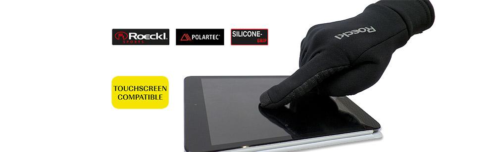 Roeckl Winter Reithandschuhe Polartec Touch Produkttest