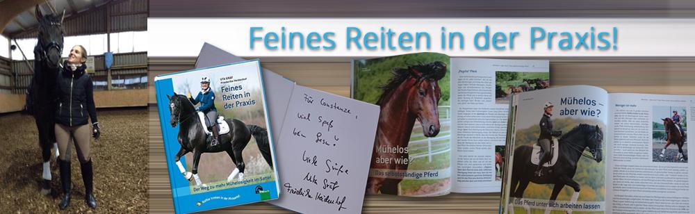 Feines Reiten in der Praxis von Uta Gräf und Friederike Heidenhof