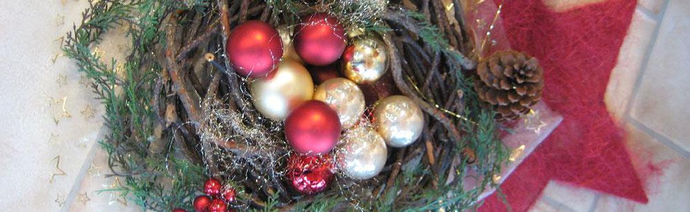 Weihnachtsstimmung bei Loesdau