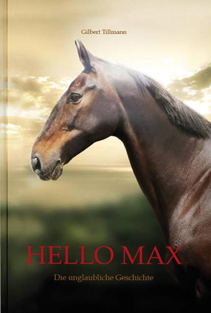 """Cover des Buches """"Hello Max"""""""