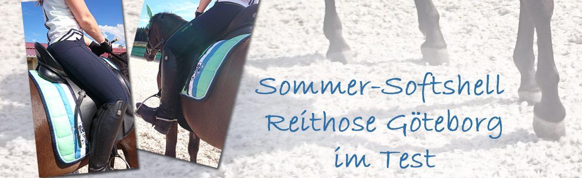 Produkttest: Sommer-Softshell Reithose Göteborg von Black-Forest-Exquisite