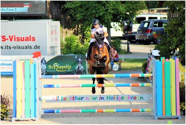 """""""All together now in Heiligenbronn"""" war das Motto des Sommerturniers in Waldachtal-Heiligenbronn."""