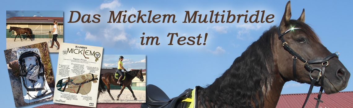 Micklem Multibridle im Test