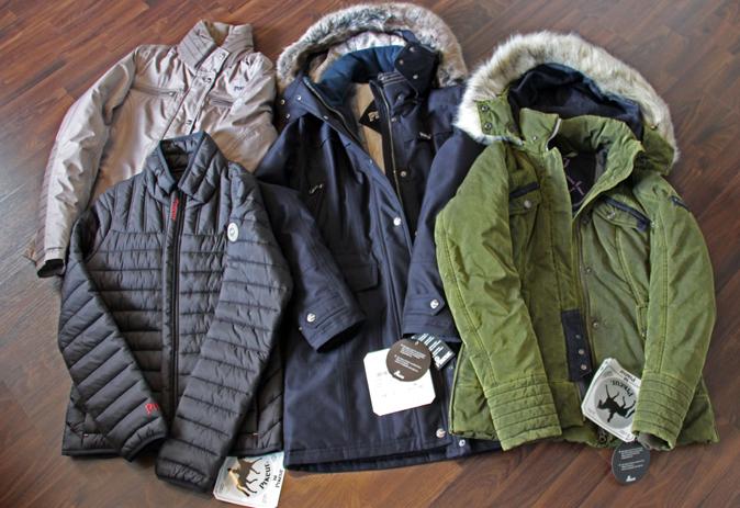 Winterjacke reiten pikeur