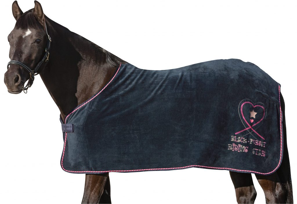 Loesdau Pony-Pferdedecke Riding Star