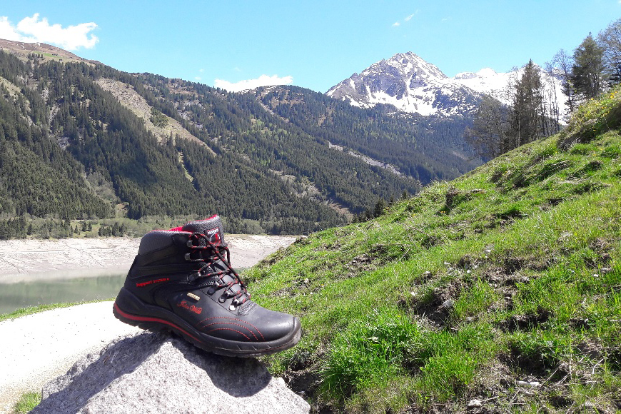 John Webb Reit- und Trekkingschuh Gritex