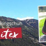 Produkttest: John Webb Reit- und Trekkingschuh Gritex