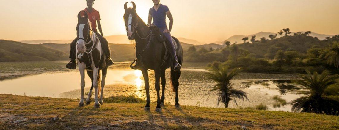 Reiterreisen liegen im Trend