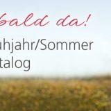 Neuheiten Loesdau Frühjahr/Sommer-Katalog 2018