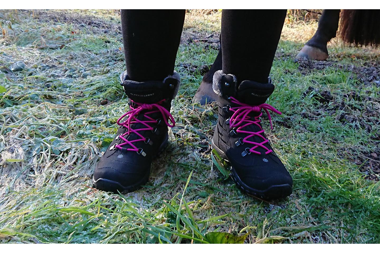 Winterschuhe Der Warme Blog Warme Reitsport Winterschuhe 80wmnvNO