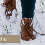 Warme Winterschuhe