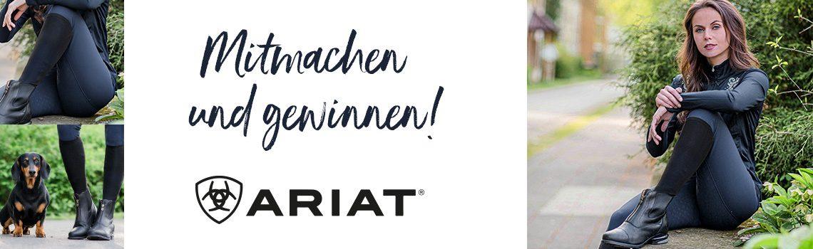 ARIAT – Stil und Funktion gut kombiniert