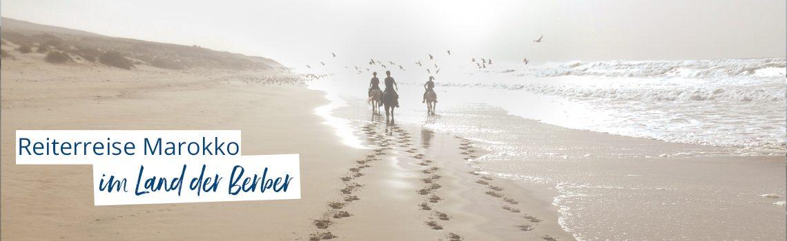 Reiterreise im Süden Marokkos
