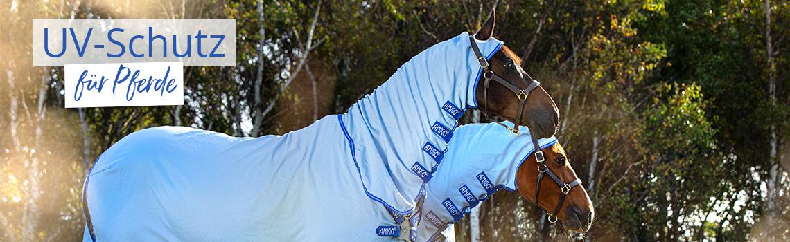 UV-Schutz für Pferde