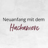 Neuanfang mit dem Hackamore