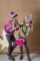 Jacken in den Modefarben fuchsia und dusty-green Artikelnummern 1417931 und 16536